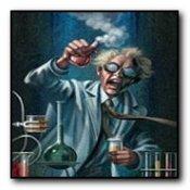 mad scientist