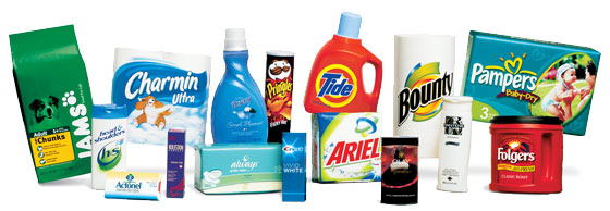 Household products.