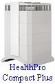 iqair healthpro compact air purifier