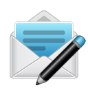 Letter Pen Envelope Mail Icon