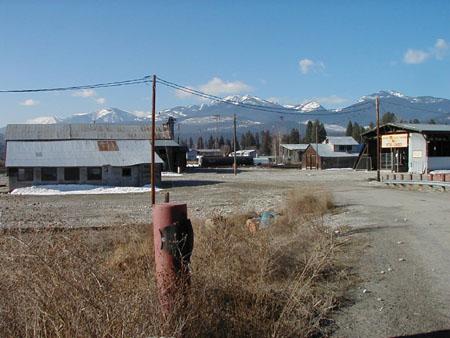 Libby Montana vermiculite facility.