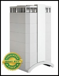 IQAir Healthpro Plus Best Air Purifier Rated and Reviewed.