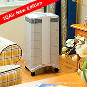 IQAir HealthPro Plus Air Cleaner